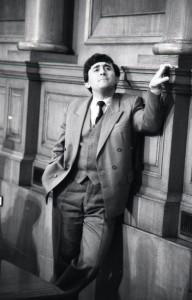 Николай Слатински като депутат от СДС във Великото Народно събрание