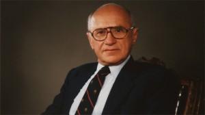 Милтън Фридман