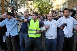 Софийският университет преживя бурни събития, в които само част от замесените бяха студенти