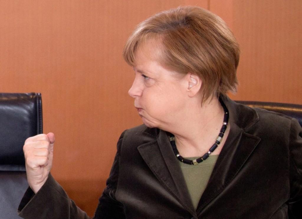 Канцлерът Ангела Меркел последно реши: Г-8 престава да съществува