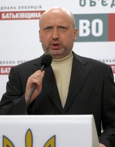 Александър Турчинов - бивш комсомолец, днешен баптист и президент