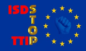 ISDS, TTIP, STOP