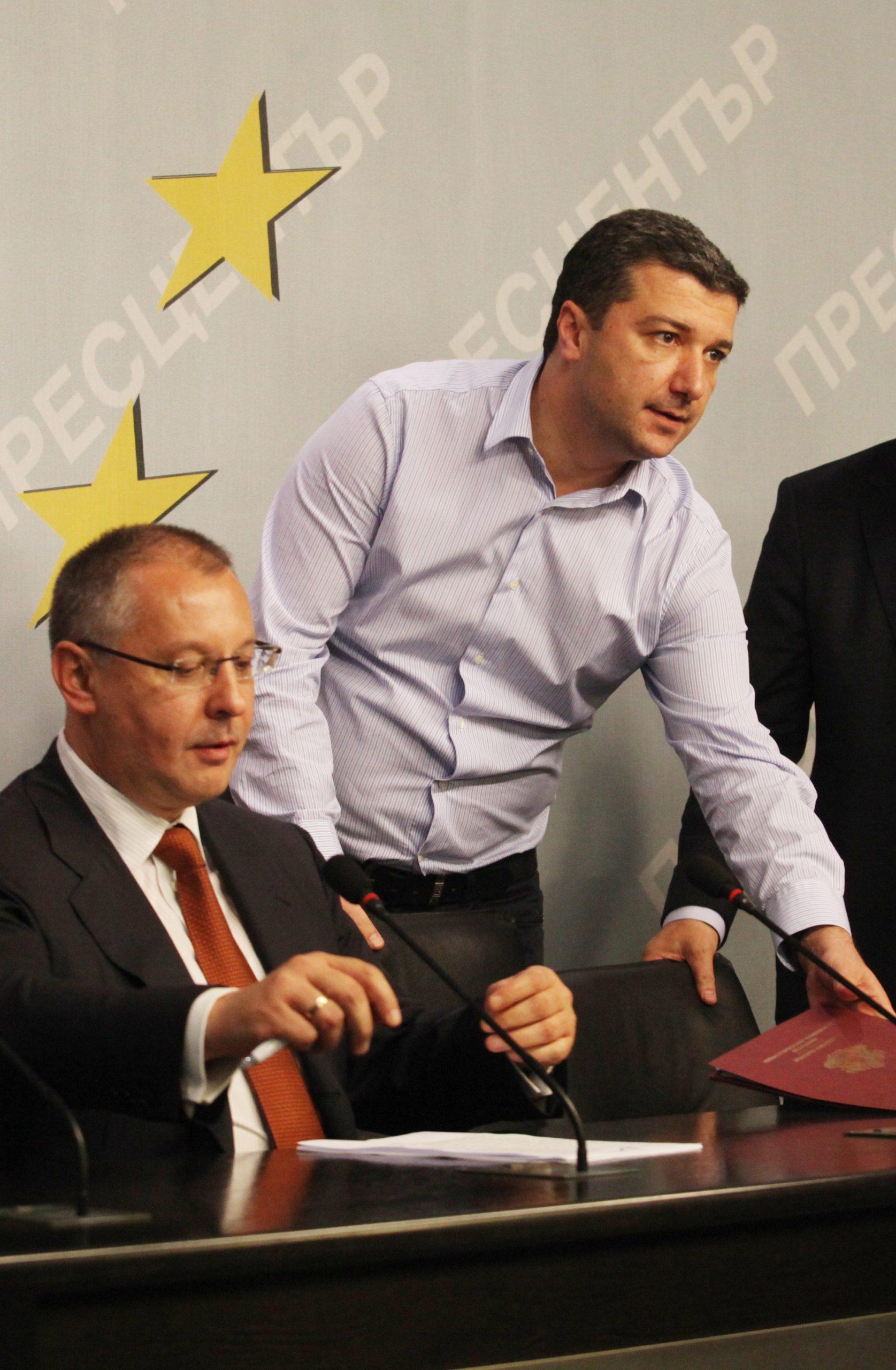 Стани шеф – втори номер – Калин Първанов, сп. ТЕМА