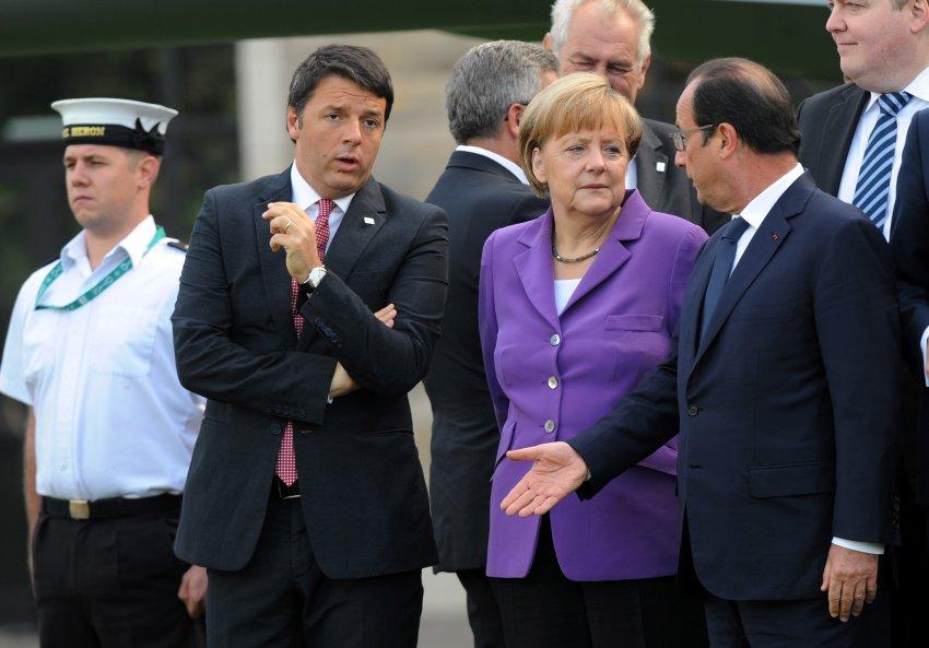 Канцлерката Меркел в Уелс: Договорът между НАТО и Русия не трябва да се нарушава – Spiegel online