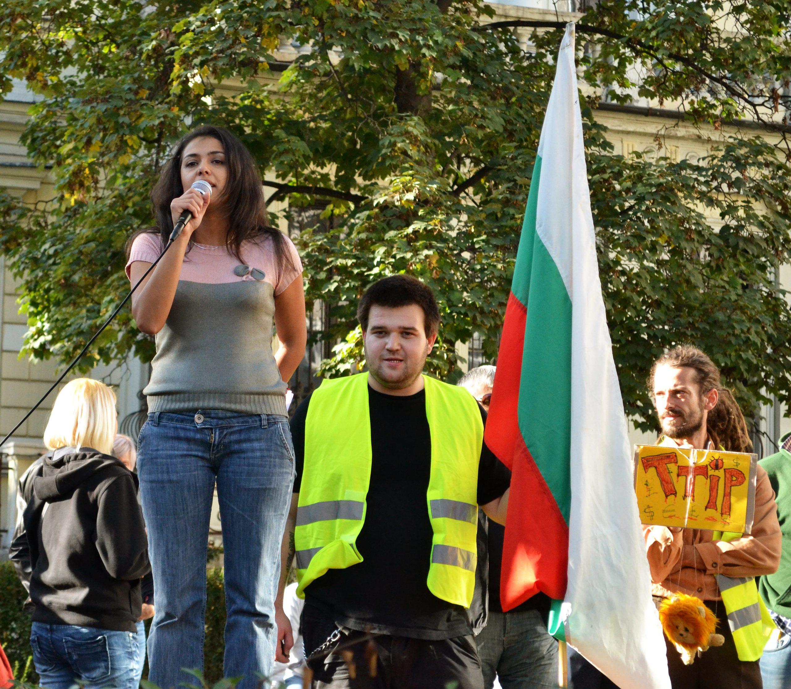 Българи въстанаха срещу Трансатлантическото партньорство за търговия и инвестиции (ТПТИ) и шистовия газ