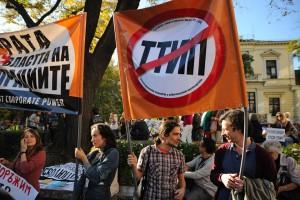 TTIP - protest