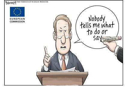 (евро)Комисарите на подмяната* – Лий Уилямс, The Independent