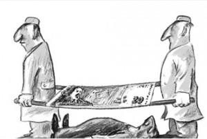 Карикатура на Иван Кутузов