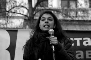 Ваня Григорова, председател на СОЛИДАРНА БЪЛГАРИЯ
