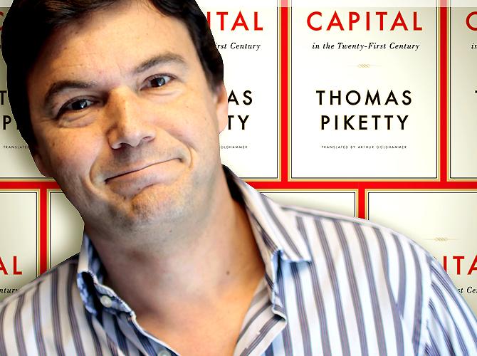 Тома Пикети отказа Почетния легион