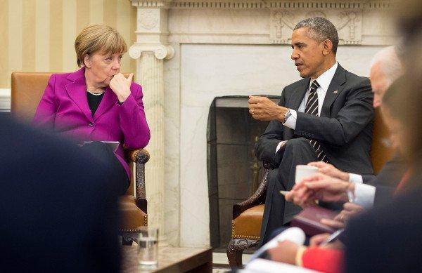Обама и Меркел: безпомощни, безсилни, изпълнени с противоречия – Deutsche Wirtschafts Nachrichten