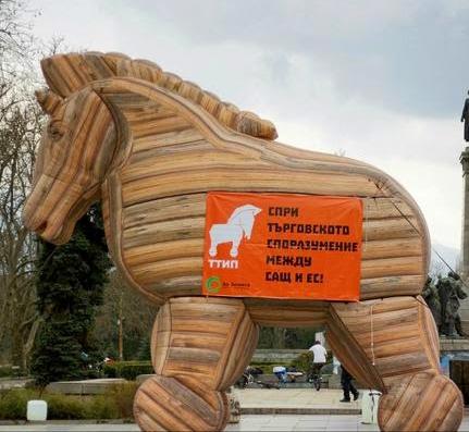 Костадинка Кунева: ТПТИ може да заключи 1 милиард души в усмирителната риза на неолиберализма (видео)