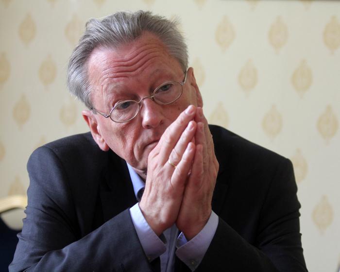 Без взаимно разбиране мирът в Европа е застрашен – проф. Петер Бранд, сп. ТЕМА