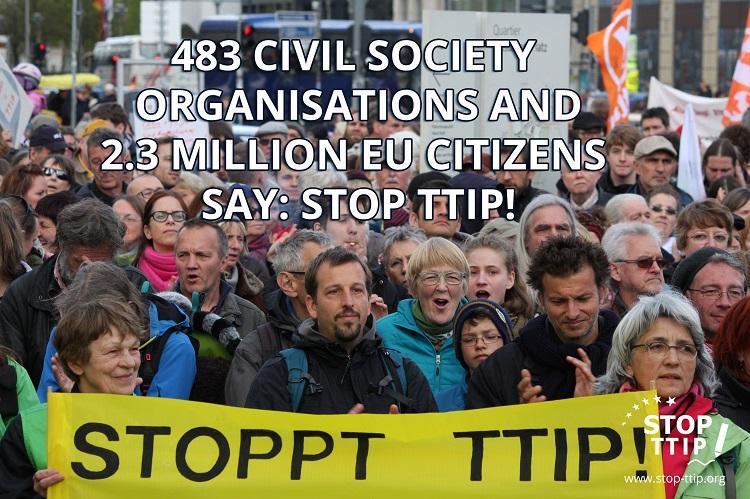 Ключът към ТПТИ е в ръцете на европейските социалисти