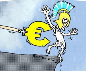 grece+euro+drachme