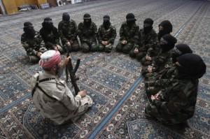 Бойци от фронта Ал Нусра