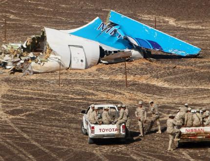 Египетски офицер-дезертьор е организирал атентата срещу руския самолет над Синай