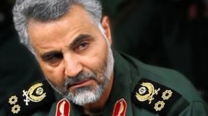 """Ген.Касем Сюлеймани, командир на бригадите """"Ал Кудс""""."""