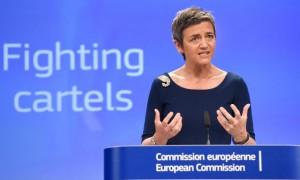 През първата си година като комисар по конкуренцията на ЕК, датчанката Маргрет Вестагер оспори десетки случаи на скрита държавна помощ в полза на мултинационали.