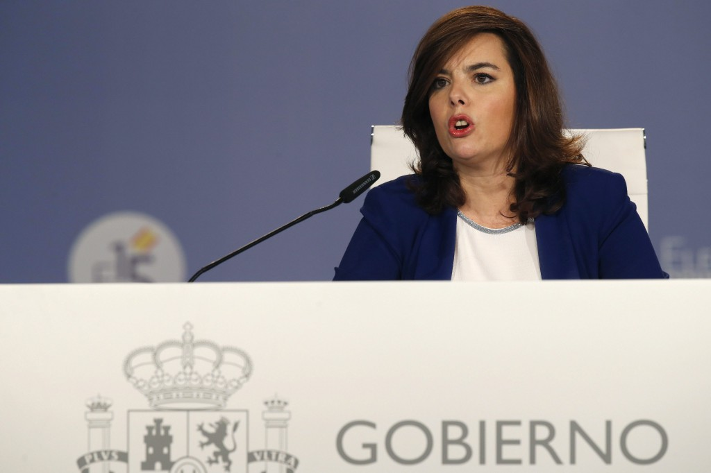 Spain's major parties take hit in parliamentary elections