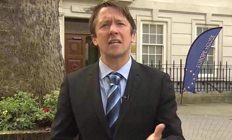 """ТПТИ е скучна гадост! – видео на британския """"репортер"""" Джонатан Пай"""