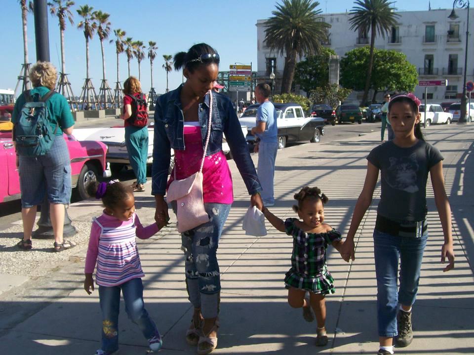 Децата са единствената привилегирована класа в Куба. Снимка: Къдринка Къдринова