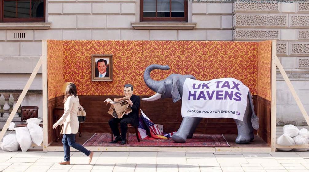 Корпорации съдят държави, за да не плащат данъци