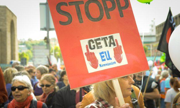 STOP CETA! СЕГА