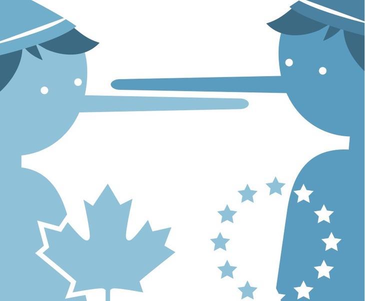 Великата измама със CETA