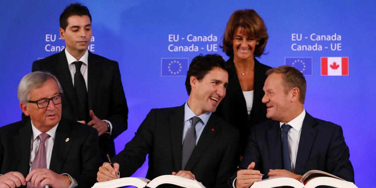 Споразумения като СЕТА вече са игра с огъня