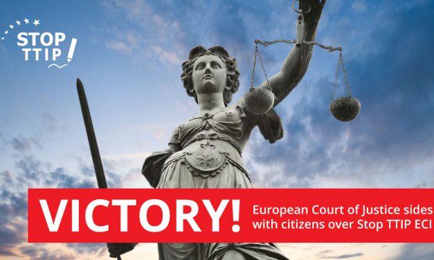 Съдът на ЕС отмени опит на Еврокомисията да задуши демокрацията