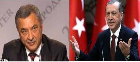 """Ердоган и Симеонов в """"братска прегръдка"""""""