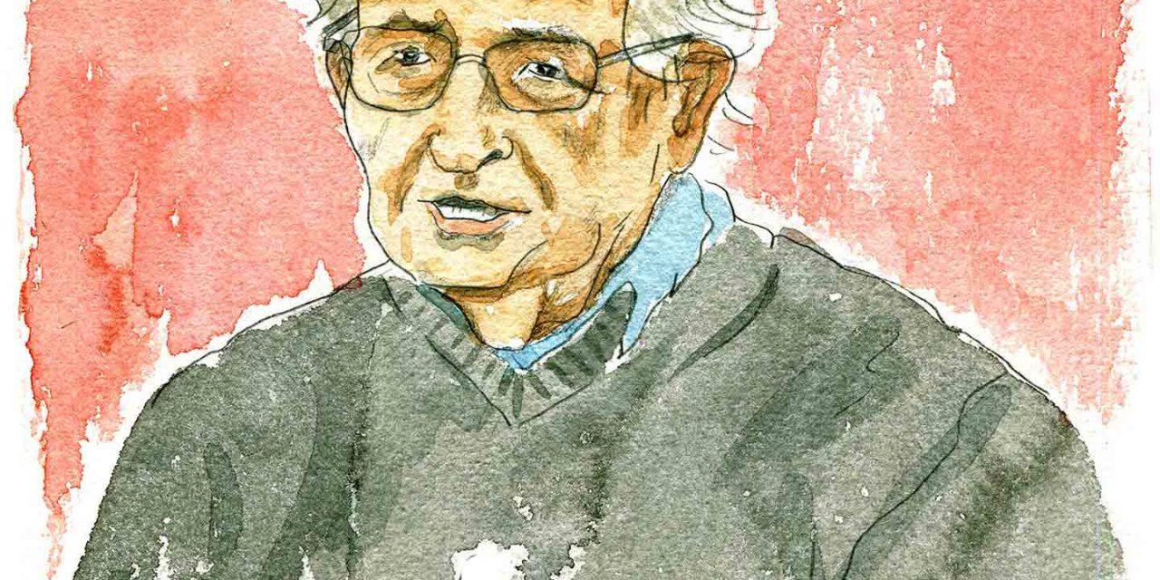 Ноам Чомски: Неолиберализмът разрушава нашата демокрация