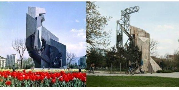 """Бунтът на варварството и паметникът """"1300 години България"""""""
