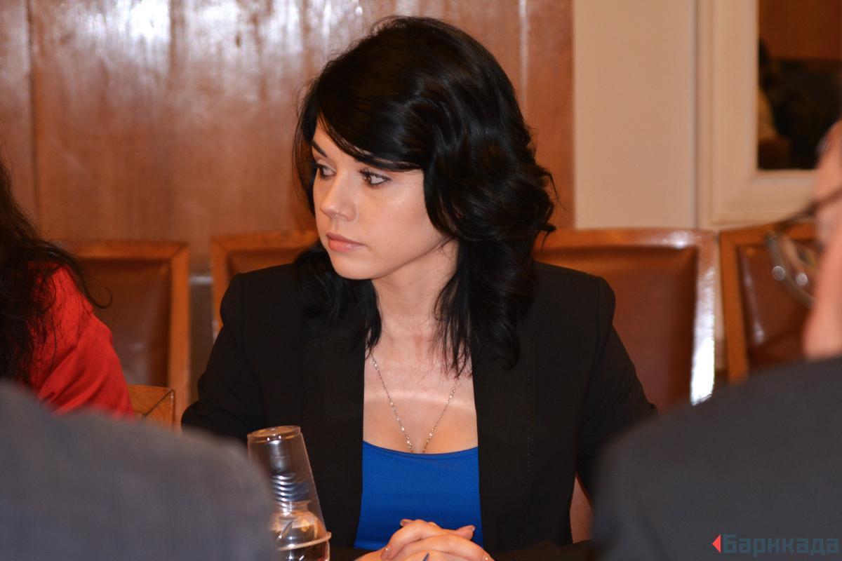"Мирена Филипова - координатор на инициативата ""Да спрем машината за неравенство! За справедливи данъци"""