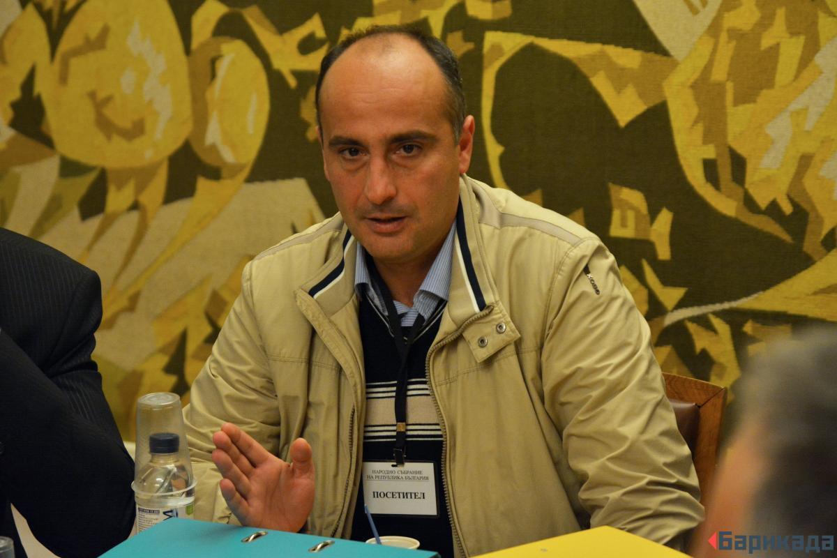 """Калин Първанов - журналист и член на сдружение """"Солидарна България"""""""