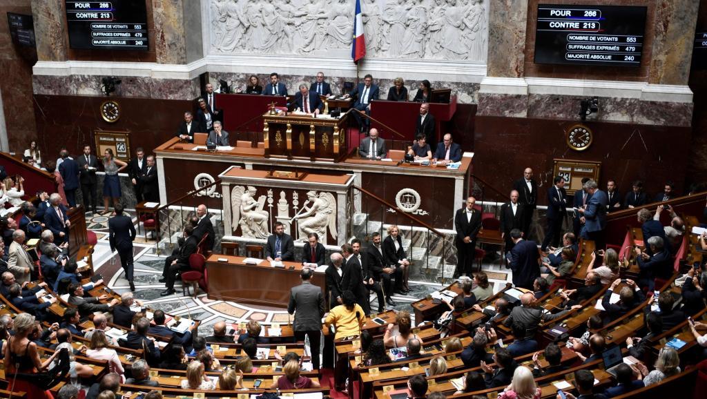 Франция ратифицира СЕТА